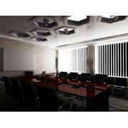 Дизайн интерьера конференц-зала зала заседаний фото