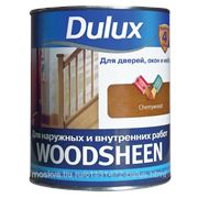 Akzo Nobel Dulux Woodsheen лак-морилка (250 мл) богатый махогон фото