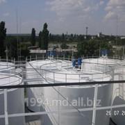Ремонт, дефектоскопия, антикоррозионные - антистатические покрытия (внутринние) резервуаров для хранения нефтепродуктов. Тарировка. фото