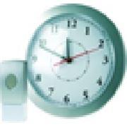 Звонок беспроводной Часы 8 мелодий фото