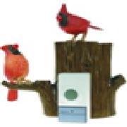 Звонок беспроводной Птицы фото