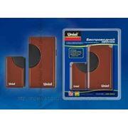 Звонок беспроводной Красный 002 Uniel 32 мелодии в компл. с кн. фото