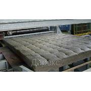 Маты минераловатные М2-100 мет. сетка с 1ст. фото