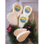 Белый сыр Lazdonas фермер фото