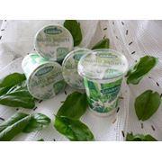 Йогурт с салатом фото