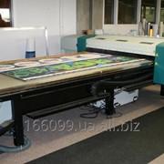 Планшетный принтер ОСЕ фото