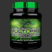 Витаминно-минеральные комплексы SCITEC NUTRITION MULTI PRO фото