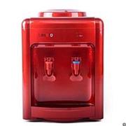Настольный кулер с электронным охлаждением LESOTO 36 TD red фото
