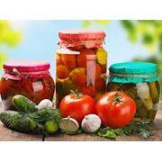 Консервированные овощи фото