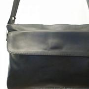 Женская кожаная сумка для документов М 100