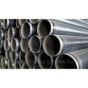 Трубы стальные 108 в изоляции ВУС (констр. 4 — лента) фото
