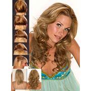 Комплект для домашнего наращивания волос фото