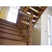 Деревянные лестницы от производителя фото