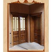 Двери деревянные Классика фото