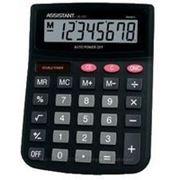 Калькулятор настольный assistant ac-2101 фото