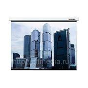 Настенный проекционный экран Lumien Eco Picture 150 x 150 1:1 (LEP-100101) фото