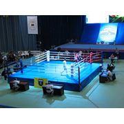 Настилы боксерских рингов фото