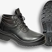 Ботинки юфтевые фото