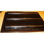 Плита-отбойник для стен (защита) 400х500х20 без светоотражающ.пленки фото
