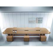 Стол для конференции Edison фото