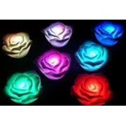 """LED светильник """"Роза"""" фото"""