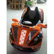 Аттракцион электромеханическая детская качалка Super Racing