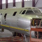 Ремонт самолетов Ту95МС фото