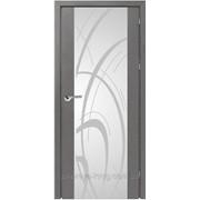 Межкомнатные двери Милано-2 ПО (Рис. Трава) фото