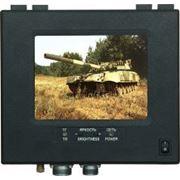 Видеомонитор межвидового применения на плоских панелях ВМЦМ-21.5.1 фото