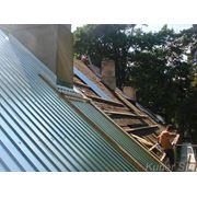 Ремонт крыши текущий и капитальный фото