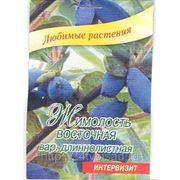 Жимолость синяя, или жимолость голубая (L. caerulea)семена 10 шт фото