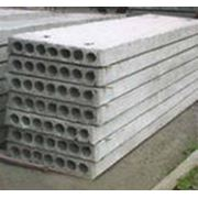 Плиты перекрытий многопустотные ПК 45.15-8 фото