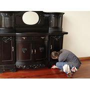Реставрации антикварных мебели фото