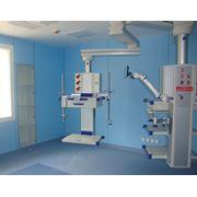 Монтаж специализированного медицинского оборудования фото