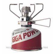Горелки и плиты Snow Peak Горелка Giga Power пьезо GS-100А фото