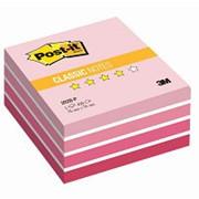 Блок-кубик Post-it куб 2028-P 76х76 розовая пастель 450л. фото