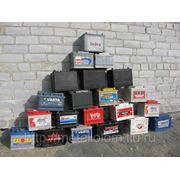 Аккумуляторы б/у приобретаем по наилучшим ценам, осуществляем вывоз аккумуляторов б/у в Москве и области. фото