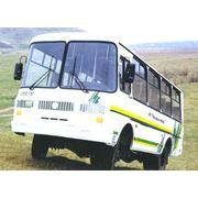 Автобусы вездеходы