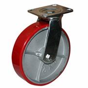 Колеса для промышленных тележек и оборудования фото