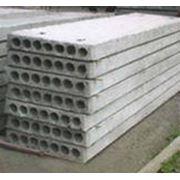 Плиты перекрытий многопустотные ПК 57.12-8 фото