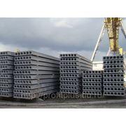 Пустотная плита ПК 60.15-8 (6,0м х 1,49м х 0,22м) нагр.8 фото
