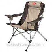 Стальное кресло с подголовником forester c100s фото