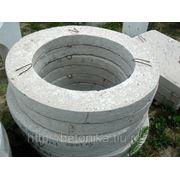 Кольцо опорное КЦО 1 (840x840x70) фото