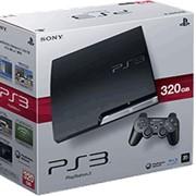 Приставка игровая Playstation 3 Slim 320 Gb фото