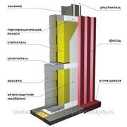 сендвич панели для модульных зданий фото