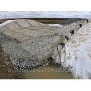 Гибкая бетонная плита (ГиБП) «ГЕОСОТЫ®» фото