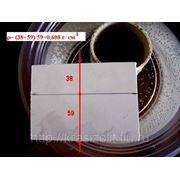 ПВХ лист вспененный т. от 2 до 5мм*1,56*3,05м в пленке ~4,8-16кг/л фото
