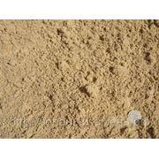 Песок строительный мелкозернистый (Заурчум) в мешках 50кг.От 60 руб/шт. фото