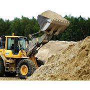 Песок строительный с доставкой (Кыштымский) фото