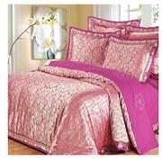 Комплект постельного белья Silk Place Virmiste, евро фото